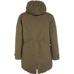 Kurtki chłopięce przeciwdeszczowe: Kaporal NAKAR Płaszcz zimowy army