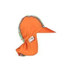 Kapelusz słoneczny, Tygrys (Oswald and Bo), Large 12-24 miesięcy pomarańczowy (C050140679). Brązowe czapeczki niemowlęce Close. Za 59,47 zł.