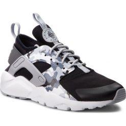 Buty NIKE - Air Huarache Run Ultra Prt Gs AQ9038 001 Black/Wolf Grey/Dark Grey. Niebieskie buty sportowe damskie marki Salomon, z gore-texu, na sznurówki, do biegania, gore-tex. W wyprzedaży za 339,00 zł.