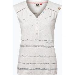 Odzież damska: Ragwear – Koszulka damska – Salty B, czarny
