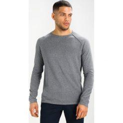Swetry klasyczne męskie: Springfield FINE Sweter greys