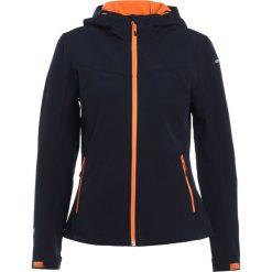 Icepeak LUCY Kurtka Softshell anthracit/peach. Szare kurtki sportowe damskie Icepeak, z elastanu. W wyprzedaży za 209,25 zł.