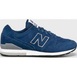 New Balance - Buty MRL996SC. Szare buty skate męskie New Balance, z gumy, na sznurówki. W wyprzedaży za 399,90 zł.