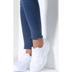 Buty sportowe damskie: Białe Buty Sportowe Peris