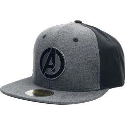 Czapki damskie: Avengers Metal Logo Czapka Snapback wielokolorowy