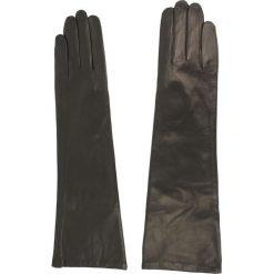 Rękawiczki Damskie FURLA - Diana 831546 G GH58 X30 Onyx. Czarne rękawiczki damskie marki Furla, ze skóry. Za 575,00 zł.