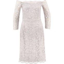 Sukienki hiszpanki: Swing Sukienka koktajlowa silver