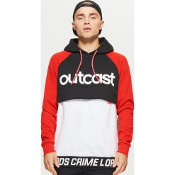 Bluza z zapinaną kieszenią - Czerwony. Brązowe bluzy męskie rozpinane marki SOLOGNAC, m, z elastanu. Za 129,99 zł.