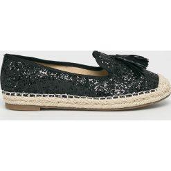 Answear - Espadryle Lily Shoes. Szare tomsy damskie ANSWEAR, z gumy. W wyprzedaży za 49,90 zł.