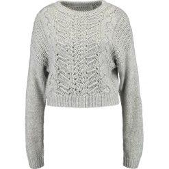 Swetry klasyczne damskie: Ivyrevel SERUM Sweter grey