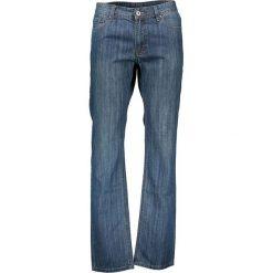 """Jeansy męskie: Dżinsy """"Pamp"""" w kolorze niebieskim"""