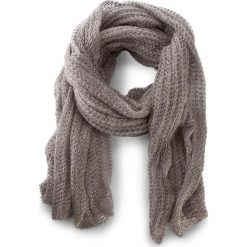 Szal GUESS - Not Coordinated Wool AW6715 WOL03 ICW. Szare szaliki damskie marki Guess, z aplikacjami, z materiału. W wyprzedaży za 119,00 zł.