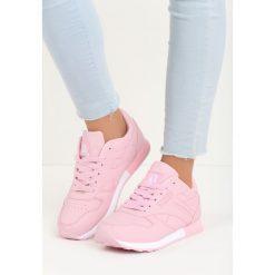 Różowe Buty Sportowe Myron. Fioletowe buty sportowe damskie marki KALENJI, z gumy, do biegania. Za 79,99 zł.