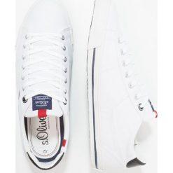 S.Oliver RED LABEL Tenisówki i Trampki white. Białe tenisówki damskie marki s.Oliver RED LABEL, z materiału. Za 169,00 zł.