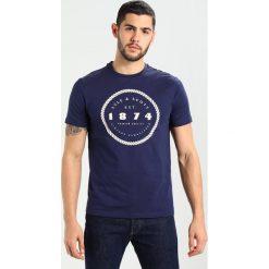 T-shirty męskie z nadrukiem: Lyle & Scott Tshirt z nadrukiem blue