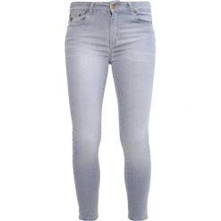 LOIS Jeans CORDOBA Jeans Skinny Fit gray stone. Szare jeansy damskie marki LOIS Jeans, z bawełny. W wyprzedaży za 209,50 zł.