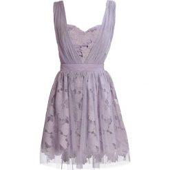 Sukienki hiszpanki: Little Mistress Petite FLORAL Sukienka koktajlowa lilac