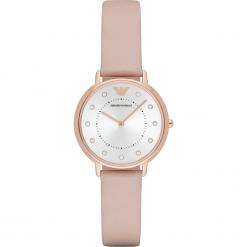 Zegarek EMPORIO ARMANI - Kappa AR2510 Other/Rose Gold. Czerwone zegarki damskie marki Emporio Armani. Za 719,00 zł.