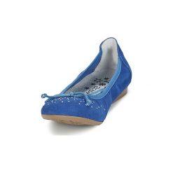 Baleriny Dziecko Acebo's  TARA. Niebieskie baleriny dziewczęce Acebo's. Za 153,30 zł.