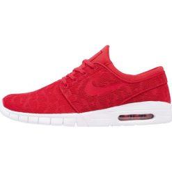 Nike SB STEFAN JANOSKI MAX Tenisówki i Trampki university red/white. Czerwone trampki męskie Nike SB, z materiału. W wyprzedaży za 399,20 zł.