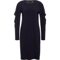 Odzież damska: Norma Kamali WING SLEEVE Sukienka z dżerseju midnight