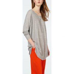 """T-shirty damskie: Koszulka """"Betybird"""" w kolorze jasnoszarym"""