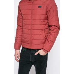 Blend - Kurtka. Różowe kurtki męskie pikowane marki Blend, l, z materiału, z kapturem. W wyprzedaży za 139,90 zł.