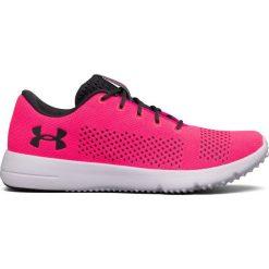 Buty sportowe damskie: Under Armour Buty damskie Rapid różowo-czarne r. 40 (1297452-600)