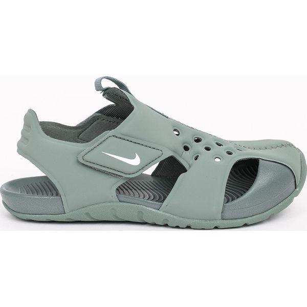 8ae30f24 Nike Kids - Sandały Sunray protect dziecięce. - Szare sandały męskie ...