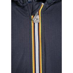 KWay JACQUES Kurtka zimowa depht blue/antracite. Niebieskie kurtki chłopięce K-Way, na zimę, z materiału. W wyprzedaży za 535,20 zł.