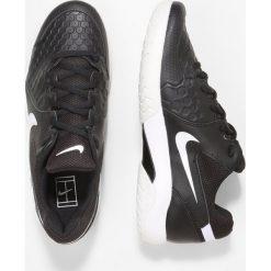 Buty do tenisa męskie: Nike Performance AIR ZOOM RESISTANCE Obuwie multicourt black/white