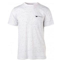 T-shirty męskie: Rip Curl T-Shirt Męski Undercurrent L, Biały