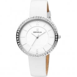 Zegarek kwarcowy w kolorze biało-srebrnym. Białe, analogowe zegarki damskie Esprit Watches, metalowe. W wyprzedaży za 136,95 zł.
