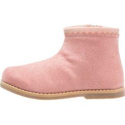 Friboo Botki pink. Czerwone buty zimowe damskie marki Friboo, z materiału. Za 129,00 zł.