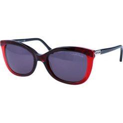 """Okulary przeciwsłoneczne damskie: Okulary przeciwsłoneczne """"RC788S"""" w kolorze czerwono-czarnym"""