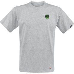 T-shirty męskie z nadrukiem: Vans Marvel Characters T-Shirt szary