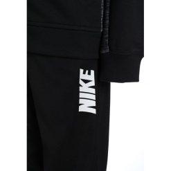 Spodnie dresowe dziewczęce: Nike Performance Dres black/white