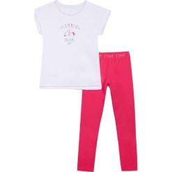 Piżama 10 - 16 lat. Czerwone bielizna chłopięca DIM, m, w kolorowe wzory, z bawełny, z długim rękawem. Za 125,96 zł.