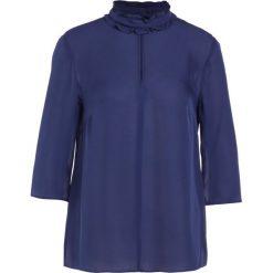 MAX&Co. PALMA Bluzka midnight blue. Niebieskie bralety MAX&Co., z jedwabiu. W wyprzedaży za 421,85 zł.