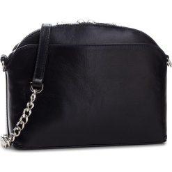 Torebka CREOLE - K10563 Granat. Niebieskie torebki klasyczne damskie Creole, ze skóry. W wyprzedaży za 159,00 zł.
