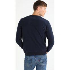 Bejsbolówki męskie: Knowledge Cotton Apparel BASIC ONECK  Bluza dark blue