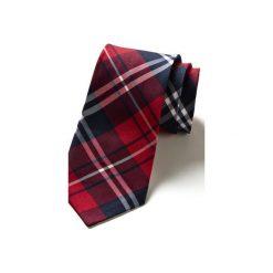 Krawat męski ARANGA. Brązowe krawaty męskie HisOutfit, z materiału. Za 129,00 zł.
