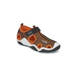 Sandały sportowe Dziecko  Geox  J WADER C. Brązowe buty sportowe chłopięce Geox. Za 207,20 zł.
