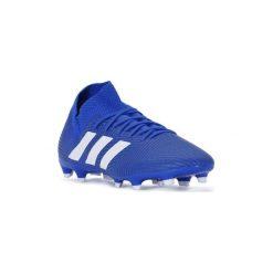 Buty do piłki nożnej adidas  NEMEZIZ 18.3 FG. Czarne buty skate męskie Adidas, do piłki nożnej. Za 368,47 zł.