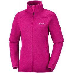 Columbia Bluza Damska Altitude Aspect Iii Full Zip Cactus Pink M. Szare bluzy polarowe marki Columbia. Za 405,00 zł.
