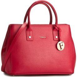 Torebka FURLA - Linda 793550 B BDR5 B30 Ruby. Czerwone torebki klasyczne damskie Furla, ze skóry. Za 1300,00 zł.