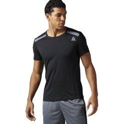 Reebok Koszulka męska Workout tech Top czarna r. L (BK6286). Czarne koszulki sportowe męskie Reebok, l. Za 77,84 zł.