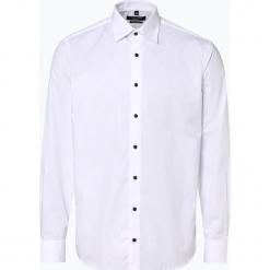 Andrew James - Koszula męska łatwa w prasowaniu, czarny. Czarne koszule męskie na spinki marki Cropp, l. Za 99,95 zł.