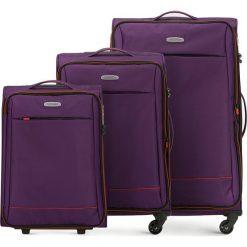 799b94a82ee96 Brązowe walizki - Promocja. Nawet -70%! - Kolekcja lato 2019 ...