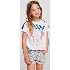 Odzież dziecięca: Mango Kids - Top dziecięcy Minniera 110-164 cm